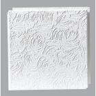 BP Silencio Caravel 12 In. x 12 In. White Wood Fiber Nonsuspended Ceiling Tile (32-Count) Image 1