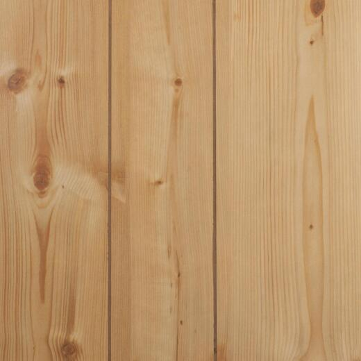 Global Product Sourcing 4 Ft. x 8 Ft. x 1/8 In. Plantation Pine Random Groove Profile Wall Paneling