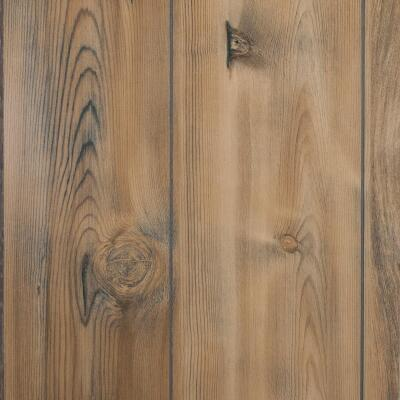 Global Product Sourcing 4 Ft. x 8 Ft. x 1/4 In. Blue Bayou Random Groove Profile Wall Paneling