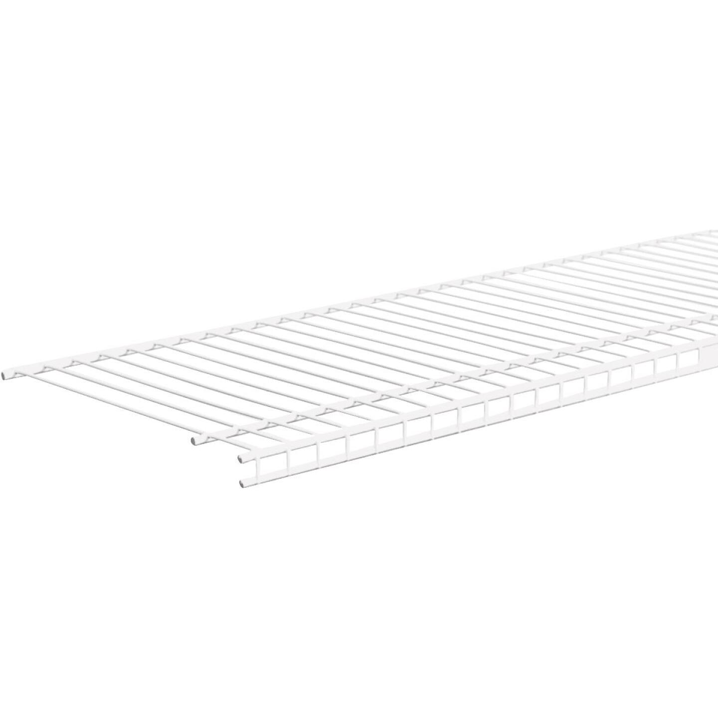 ClosetMaid SuperSlide 6 Ft. W. x 12 In. D. Ventilated Closet Shelf, White Image 3