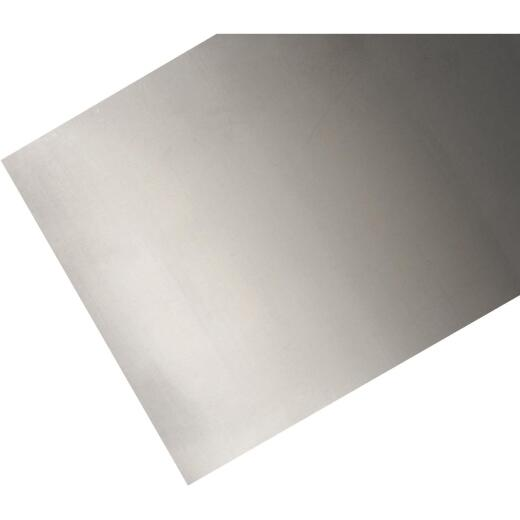 M-D 2 Ft. x 3 Ft. x 28 Ga. Galvanized Steel Sheet Stock