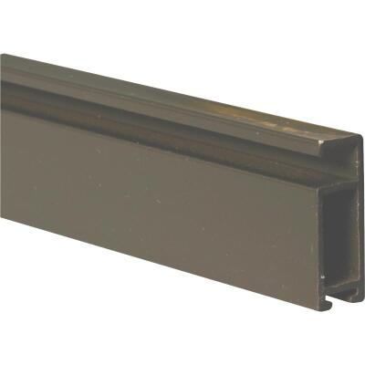 Prime-Line Make-2-Fit 7/8 x 5/16 x 96 Bronze Alumiunum Extruded Screen Frame