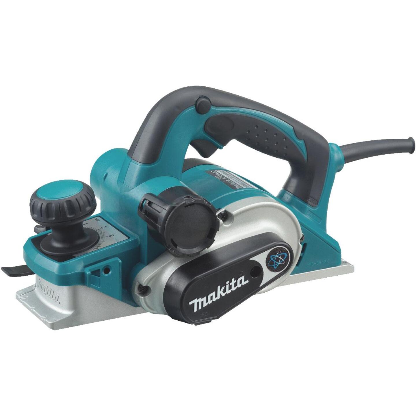 Makita 7.5A 3-1/4 In. 5/32 In. Planing Depth Planer Image 1