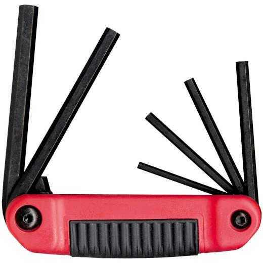 Eklind Ergo-Fold Hex Key Set, 6-Piece