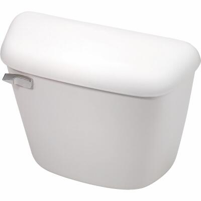 Mansfield Alto White Vitreous China 1.6 GPF Toilet Tank