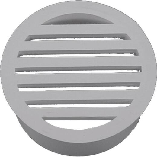 Genova Pipe-Fit 2 In. PVC Floor Strainer