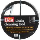 Do it Best Flat 3/4 In. x 1/16 In. x 100 Ft. Spear Sewer Rod Image 2