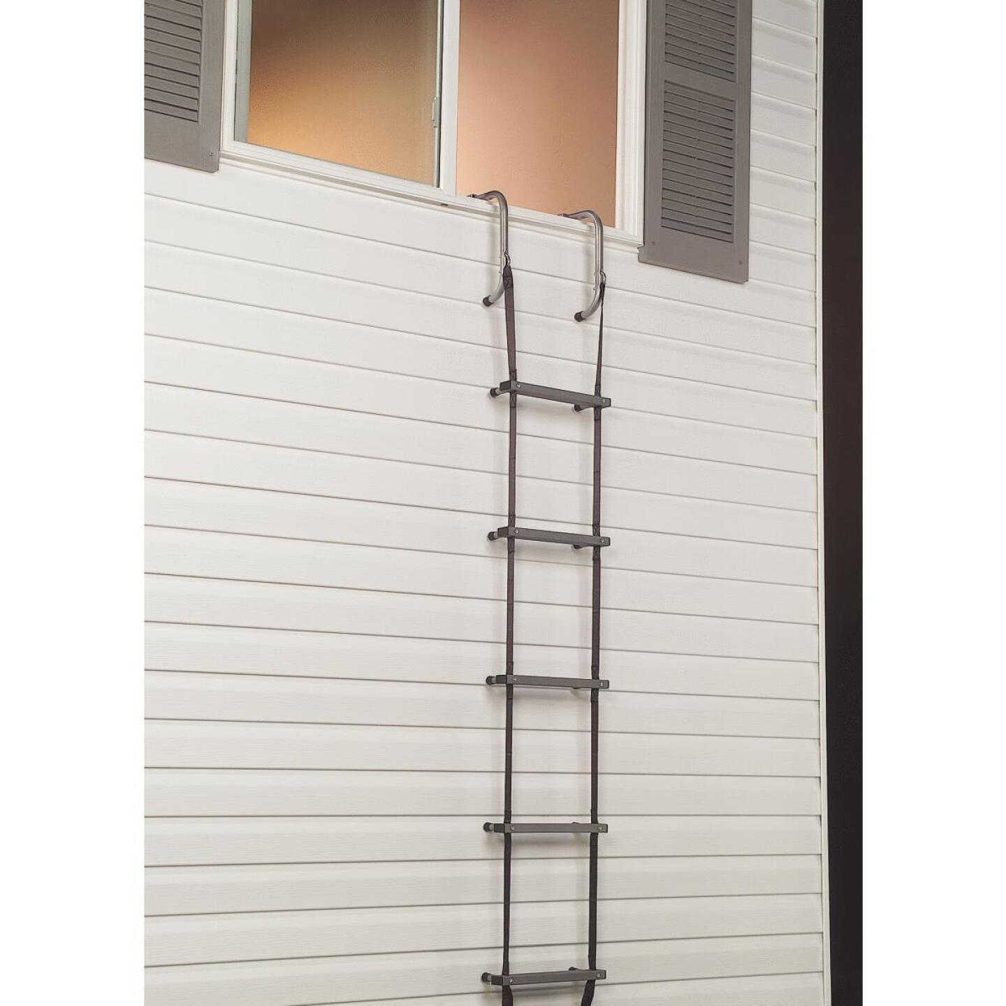 First Alert 14 Ft. Steel Fire Escape Ladder Image 4