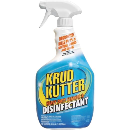 Krud Kutter 32 Oz. Cleaner And Disinfectant
