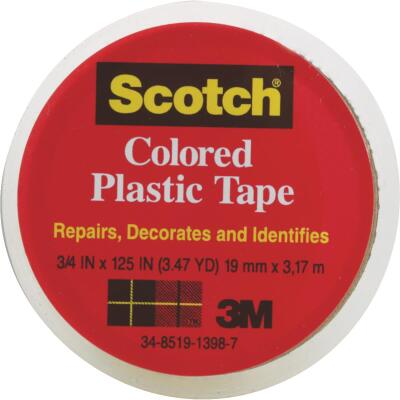 Scotch 3/4 In. Clear Plastic Tape