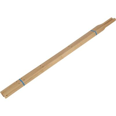 Ames M Series Replacement Wood 2 In. Wheelbarrow Handle